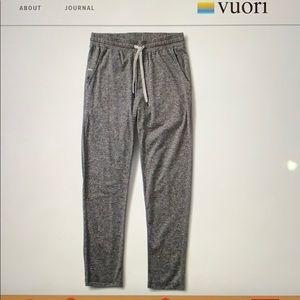 Vuori Men's Ponto Performance Pants medium - gray